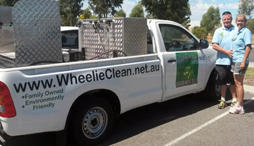 bin cleaning in perth